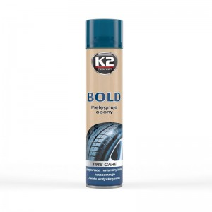 BOLD CZRNIDŁO DO PLASTIKU 600ML K2