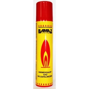 Gaz do zapalniczek BAMAZ 90 ml