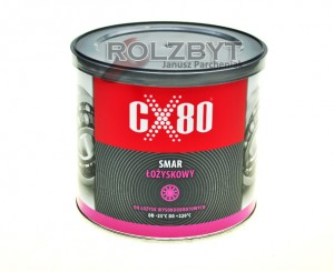 SMAR DO ŁOŻYSK 500G CX-80